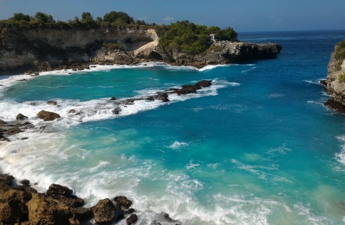 About Blue Lagoon Beach