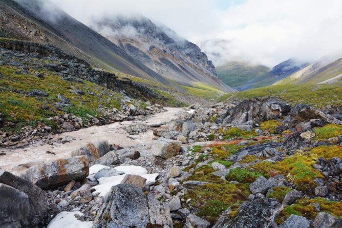 About Gates Of The Arctic National Park