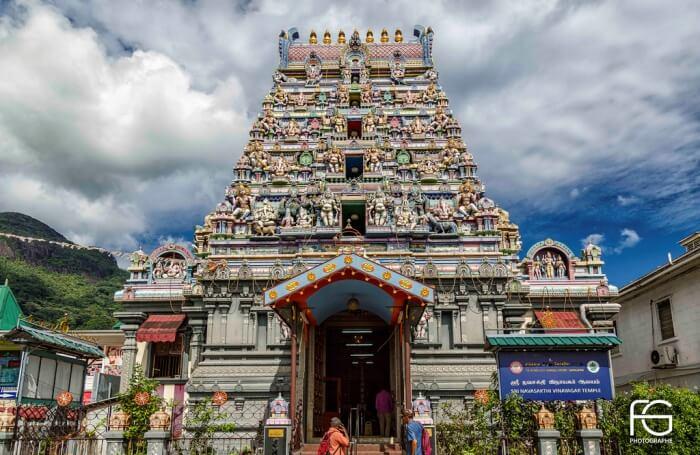 About Tempio Hindu