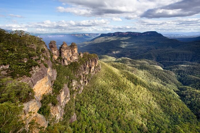 About The Blue Mountains In Australia