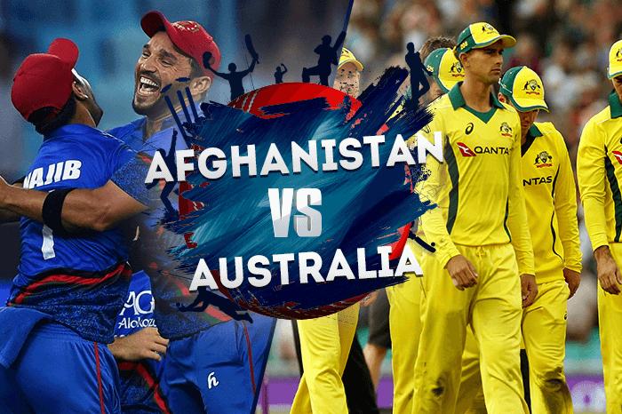 Afghanistan vs Australia