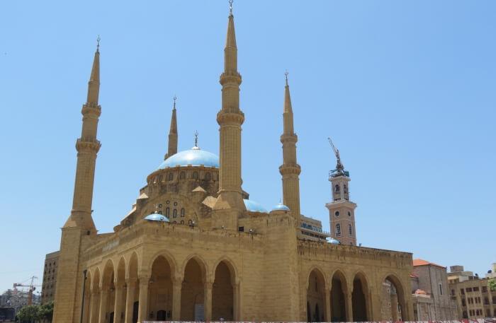 Al-Amin Mosque