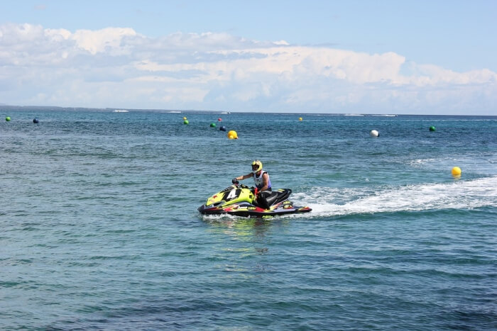 Summer Jet Ski
