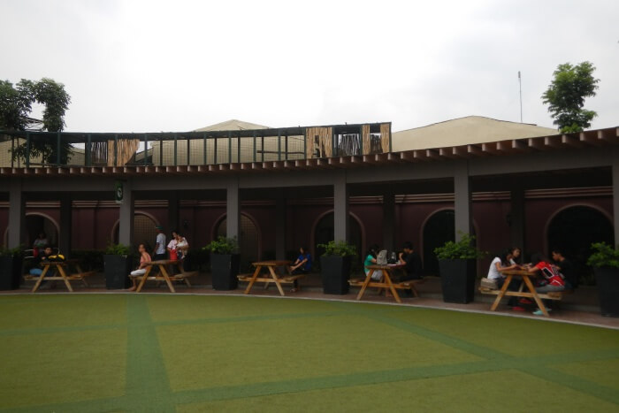 Amphitheater at Palawan