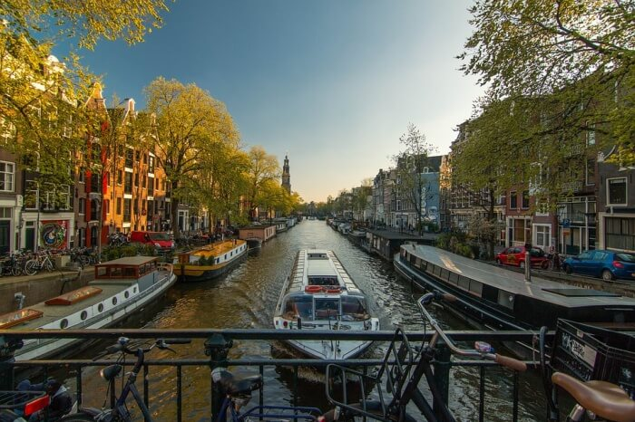 Amsterdam is not the Whole Netherlands