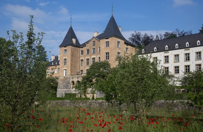 Ansembourg-Castle