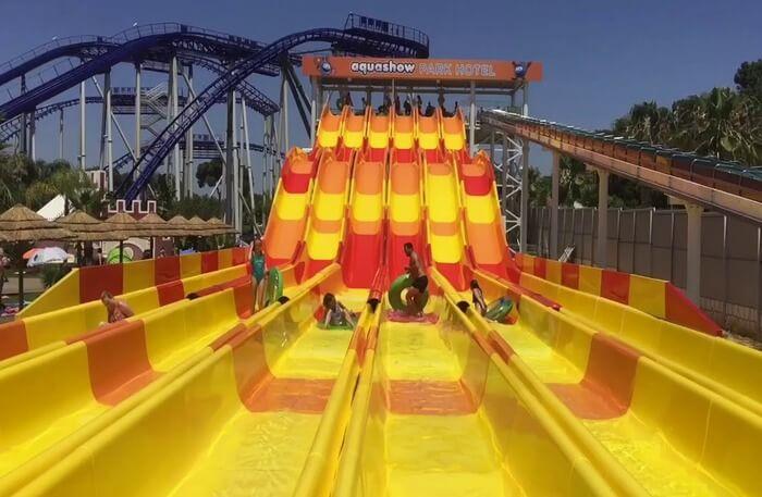 Aquashow Family Fun Park