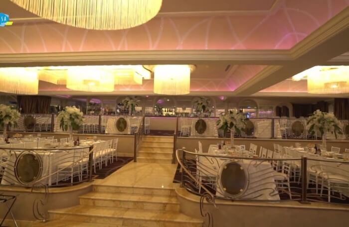 Beautiful Banquet Hall