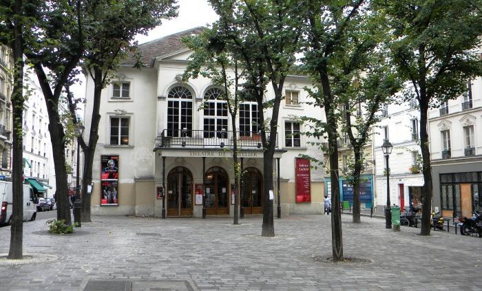 Ateliers de Montmartre in France