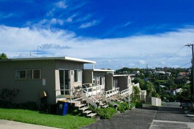 Auckland cottages cover