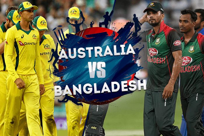 Australia vs Bangaldesh