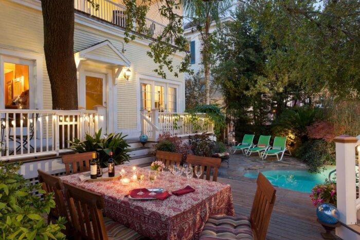Azalea Inn And Gardens, Savannah