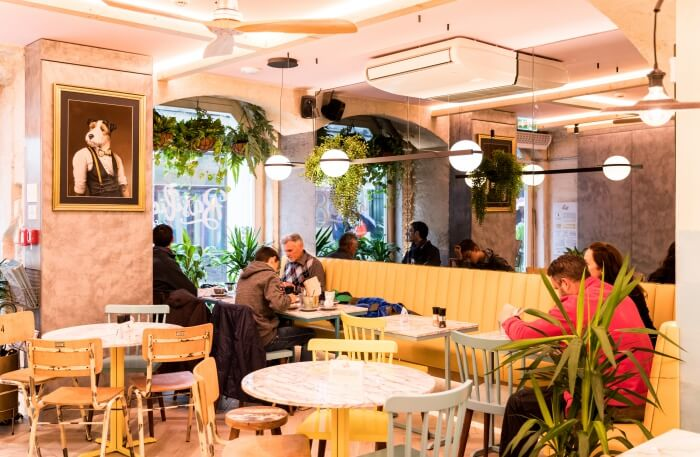 Basilio Lisboa Café