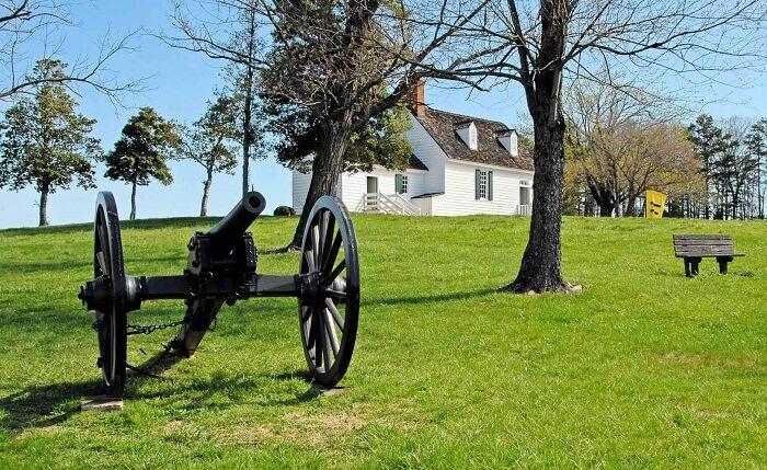Battlefield State Park