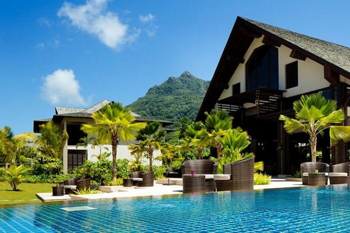 Beau Vallon Resort Seychelles