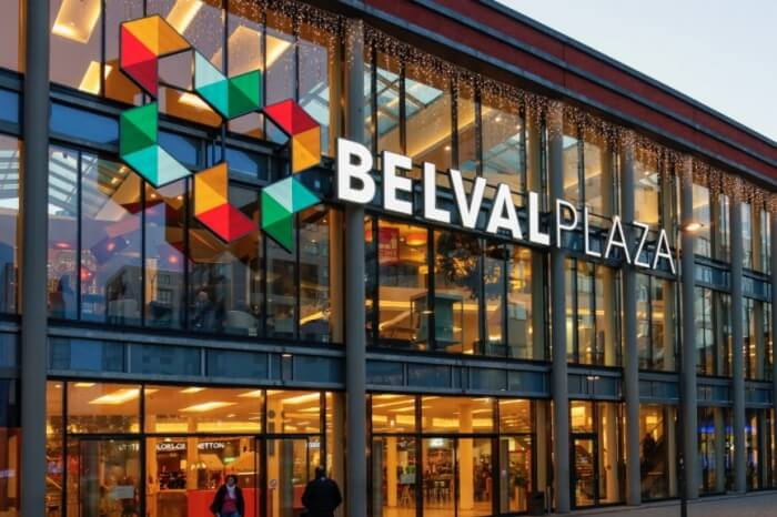 Belval Plaza
