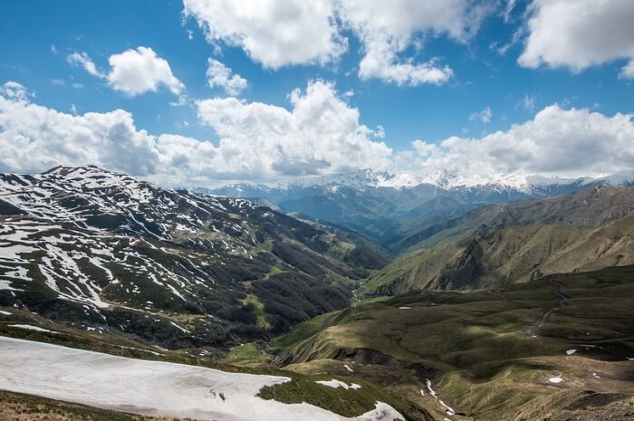 Best Time To Visit Caucasus Mountains