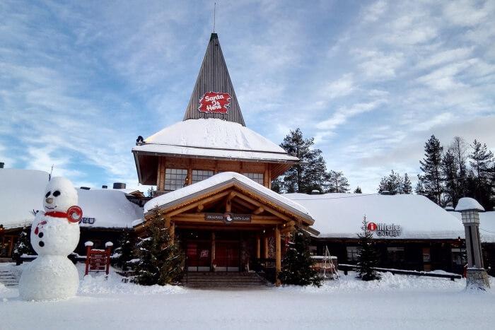 Best Time To Visit Santa Claus Village In Rovaniemi