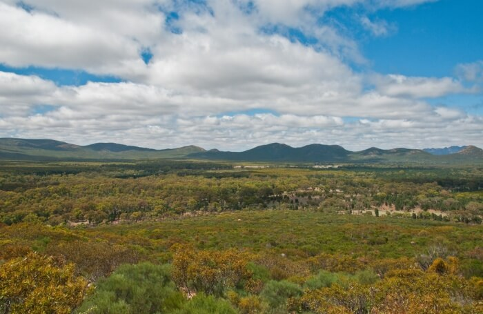 Best Time To Visit Wilpena Pound