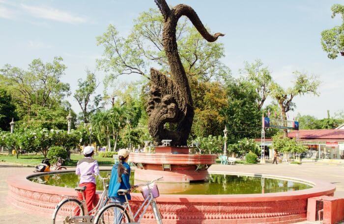Best time to visit Battambang