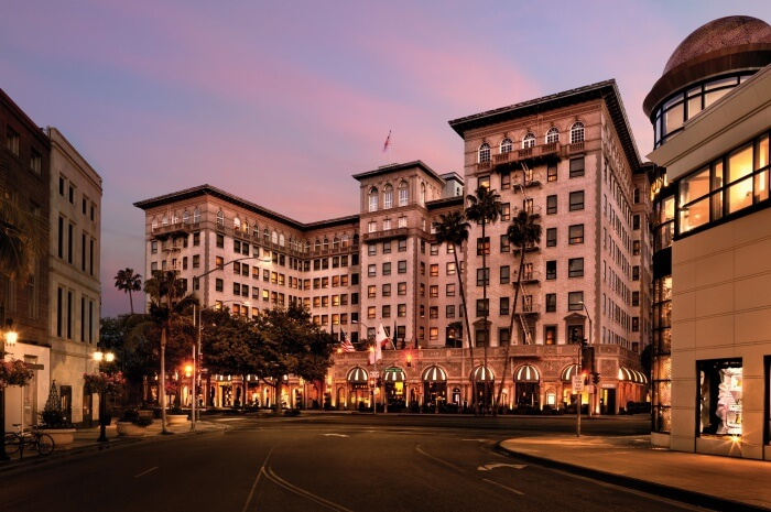 Beverly Wilshire, Beverly Hills
