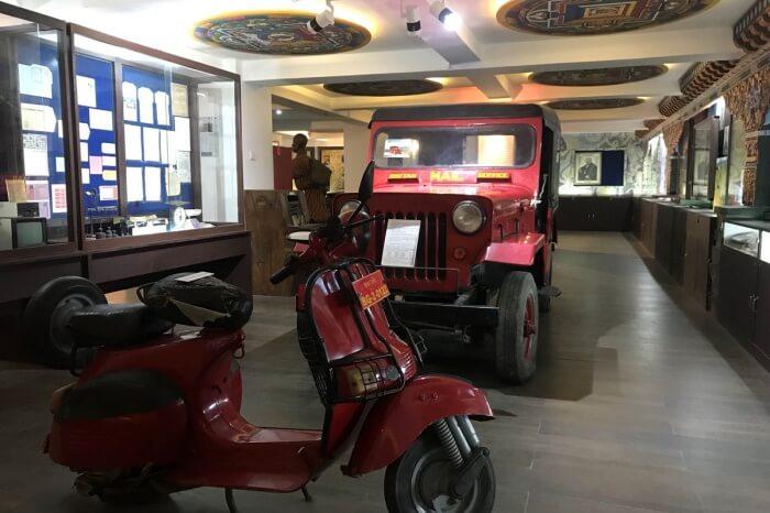 Bhutan Postal Museum