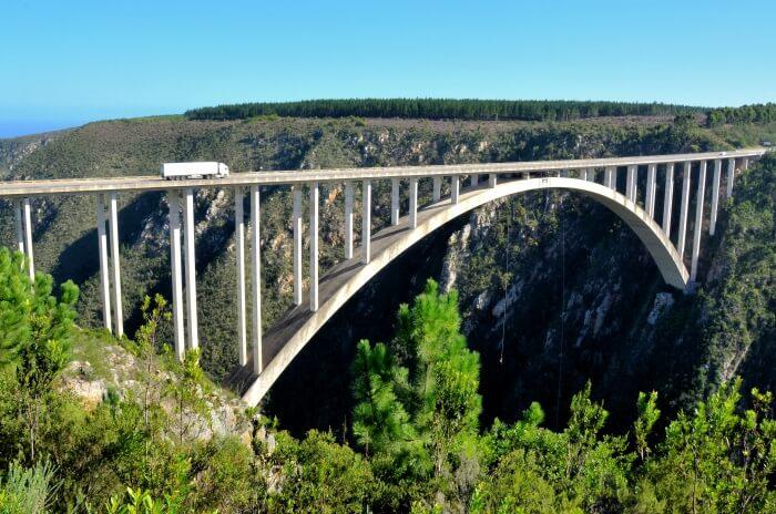 Bloukrans Bridge, Storms River