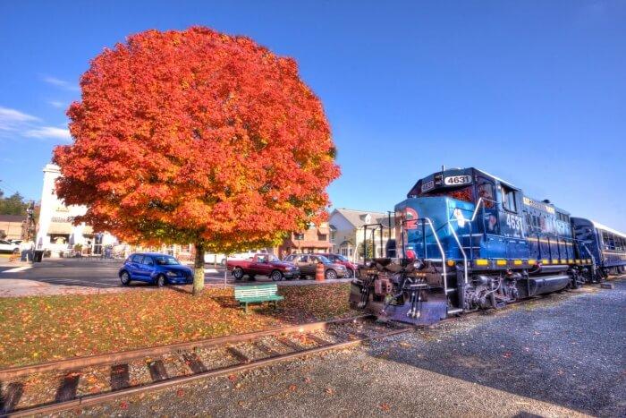 Blue Ridge Express