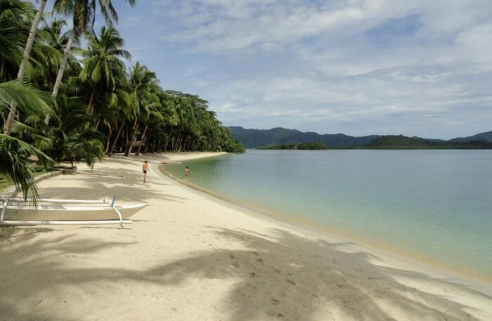 Borawan Beach in makati