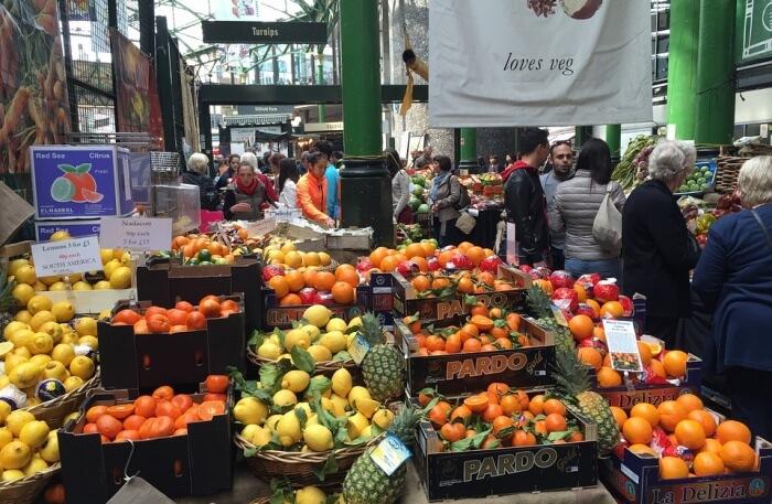 oldest market in London