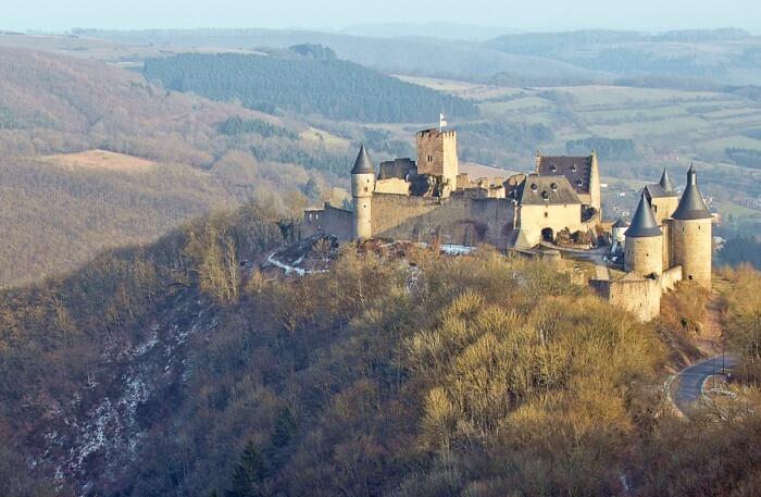 Bourscheid-Castle