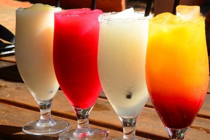 Cocktail Glass Drink Refreshment Fruit Cocktails