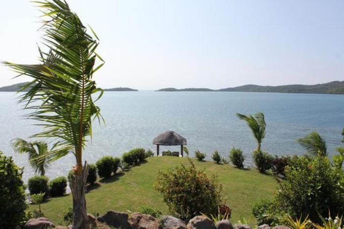 Bularangi Villa in Fiji