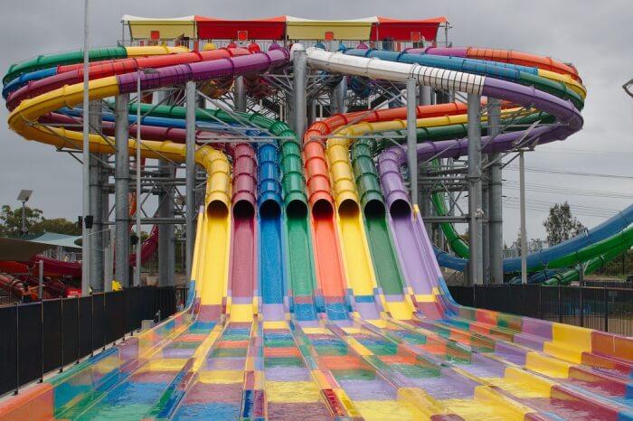 Cables Aqua Park