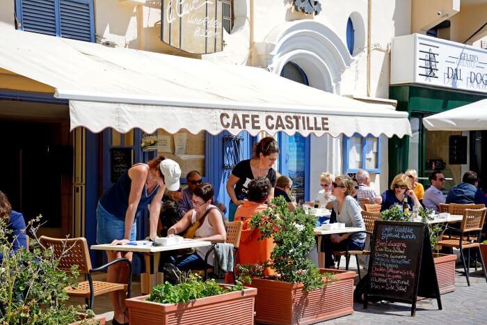 Cafes In Malta Cover