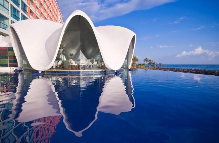 Casino del Mar at the La Concha Resort