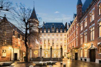 Castles In Bruges