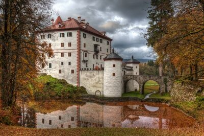 Castles in Slovenia Cover