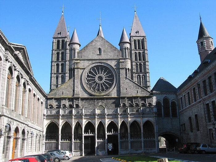 Cathedral Of Our Lady, Tournai