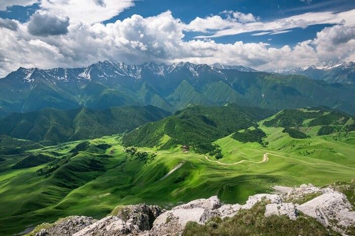 Caucasus Mountains Facts
