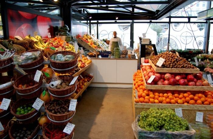 Central Farmer's Market Escazu