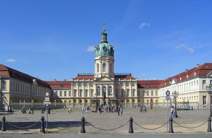 Beautiful Charlottenburg Palace