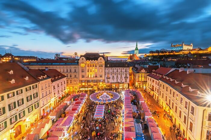 Christmas in Slovakia (Cover)