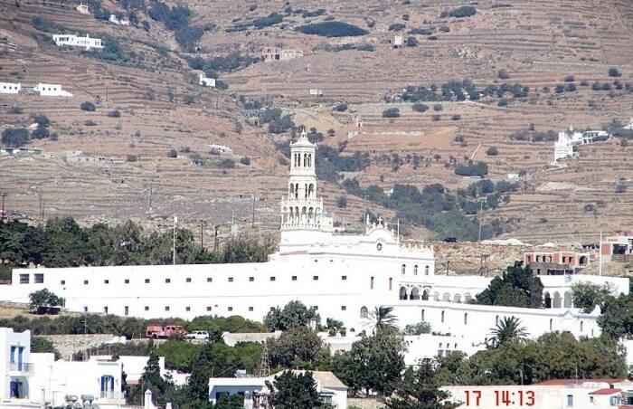 Church of Megalochari