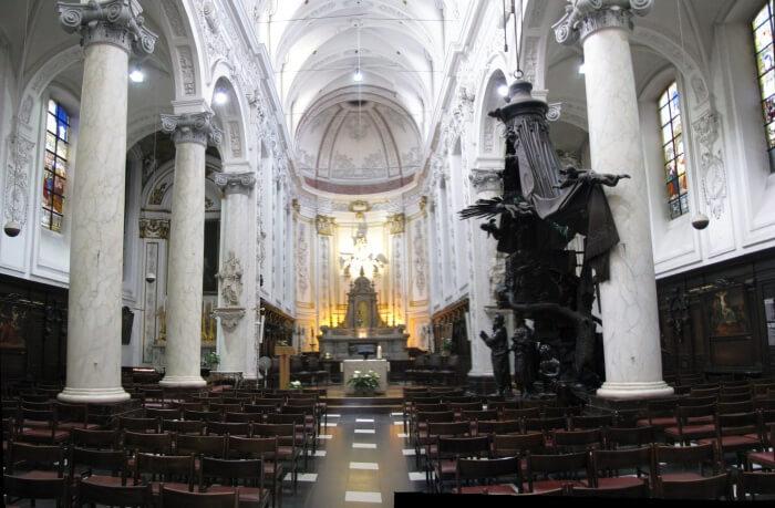 Church of Notre Dame Du Finistere