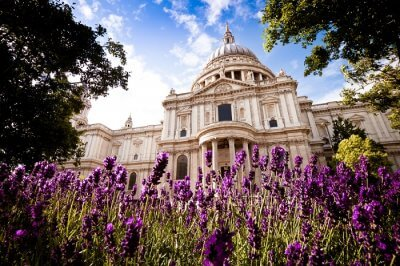 Churches in United Kingdom Cover