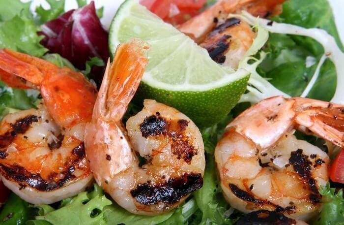 Citrique Restaurant food