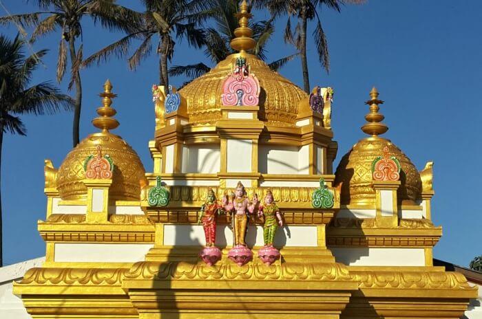 Clairwood Shree Siva Soobramoniar Temple