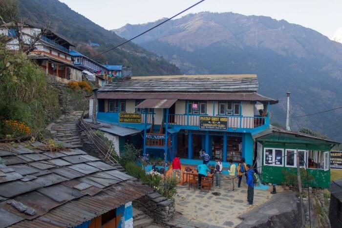 Cost of Annapurna Circuit Trek