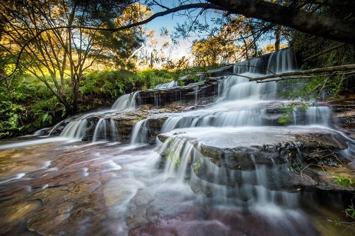 Waterfalls Sydney